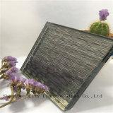 стекло прокатанного стекла зеркала серого цвета 5mm+Silk+5mm/сандвича/защитное стекло Tempered стекла/