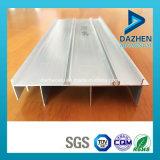 Grão de madeira perfil de alumínio personalizado para a porta do indicador