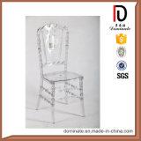 商業パソコン結婚式のための別のカラー樹脂のChiavariの椅子