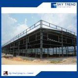 Des ateliers d'équipement lourd prêt Structure en acier