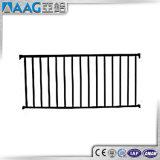 como paneles de aluminio estándar de la cerca para la piscina