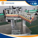 Automatische selbstklebende Aufkleber-Flaschen-Etikettiermaschine