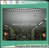 Алюминиевый ложный потолок решетки металла кроет панель черепицей сетки потолка решеток
