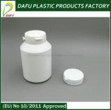 el plástico médico del PE 275ml encapsula la botella con el casquillo del oro