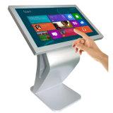 """"""" kiosque interactif de système d'exploitation windows de stand de l'étage 42 avec le paiement/module de Printercameras facultatif"""
