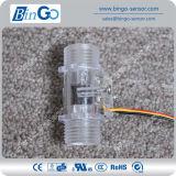 Sensores de fluxo de água de cristal de alta qualidade de 1/2 '', sensor de fluxo de água branca
