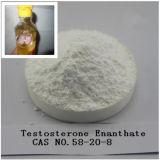 Steroide di Bodybuilding dell'olio/polvere di Enanthate del testoterone in laboratorio