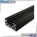 L'Asie de l'aluminium anodisé de groupe Emplacement clair T aluminium extrudé