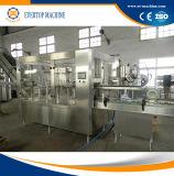 Línea del agua embotellada o planta de embotellamiento del agua mineral o 3 de relleno en 1 cadena de producción de relleno completa