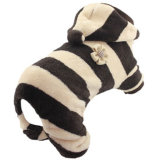 Fleece Dog Jumpsuit Pet des vêtements chauds