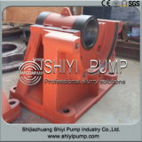 Polyuréthane centrifuge de pièces de rechange de pompe de boue, pièce élevée d'alliage de chrome