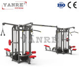 Diseño Fancy Body Building Equipment 9 Station-Dual Pod
