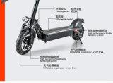 Scooter électrique portable 600W avec chocs F / R, kilométrage 70km