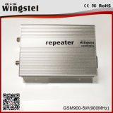 Repetidor sin hilos de la señal del teléfono celular de la banda ancha GSM990 5W para el hogar