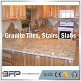 Bon prix Emerald Pearl /de granit noir Galaxy/dalle de granit noir absolu pour le comptoir de cuisine, Island Haut de page