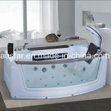 El lujo de masaje spa de clase alta bañera con ducha de cabeza Resort (A-9049)