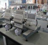 Machines industrielles électroniques de broderie pour la broderie plate de chapeau du vêtement 3D avec l'ordinateur de Dahao