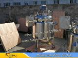 Réacteur chimique de chauffage à eau chaude 1000L ~ 6000L Réacteur en acier inoxydable