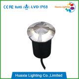 Alta calidad del acero inoxidable 4 direcciones que encienden la luz de la pared del LED