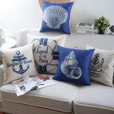 Caro roupa de algodão decorativos almofadas para mobiliário de exterior