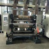 El PLC controla rajar y la máquina para BOPP, PVC, animal doméstico el rebobinar