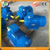 氏132s 4 7.5HP 5.5kw 220/380Vアルミニウムボディリスケージ非同期モーター