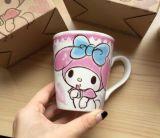 Nuevo Diseño 12 oz taza de café de cerámica para regalo de Navidad