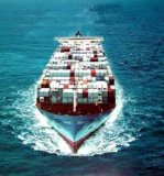 中国からの米国への海洋の交通機関