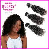 8A等級の加工されていない卸売の100%年のバージンのブラジル人の毛