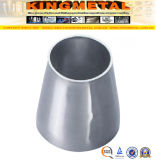 3a de acero inoxidable reductor concéntricos Adaptador de tubería sanitaria