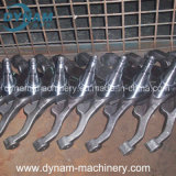 Lavorare d'acciaio lavorante di CNC del bronzo di alluminio del ferro di precisione