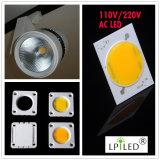 LED AC para iluminação Focos