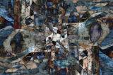 [3د] نسيج جدار فنية ملخّص زيت [بيتنينغ] لأنّ زخرفة