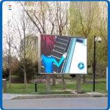 pared a todo color al aire libre del vídeo de pH6 LED