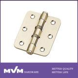 Bisagra de puerta del hierro de la máquina de los accesorios de la puerta del OEM (Y2214)