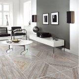 600X600mm Schlafzimmer-rutschfeste glasig-glänzende rustikale keramische Fußboden-Fliese