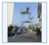 安全なセリウムは装飾のための足場タワーアクセスを渡した