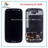 Экран касания LCD мобильного телефона для индикации агрегата Samsung S3