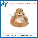 Щиток для систем Powermax 220674 45 плазменного резака материалы 45A