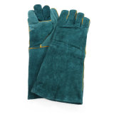16inch перчатки безопасности кожи коровы Bc Garde