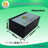 (QSD-12) pack batterie de stockage de l'énergie 12V/12ah