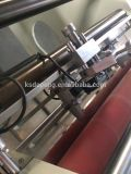 Bande de mousse/roulis film estampé/papier pour étiquettes à la machine de découpage de feuille