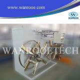 Einzelne Schrauben-Plastikstrangpresßling-Produktionszweig Belüftung-PET Rohr-Extruder-Maschine