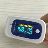 Heißestes Fingerspitze-Impuls-Oximeter der Digital-Ausrüstungs-SpO2 des Monitor-OLED mit Odi PU-Funktion