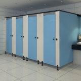 Compartimentos Phenolic comerciais do toalete da cor contínua da placa de Fumeihua