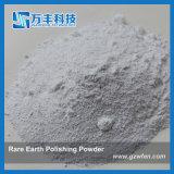 Óxido de cério terra rara de pó de polimento com D50 2,0 mícron