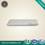 Tuiles en plastique décoratives inférieures de plafond de panneau de mur de PVC de prix usine
