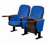 Tamanho padrão da estrutura de metal dobrável utilizado Auditorium cadeira (HX-WH219)