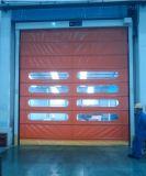 Puerta empacadora de alta velocidad industrial de alta densidad