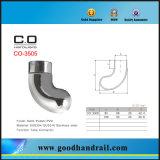 Conector de Tubo de aço inoxidável para as grades de proteção